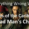 Everything Wrong With Pirates of the Caribbean: Dead Man's Chest