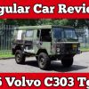1975 Volvo C303: Regular Car Reviews