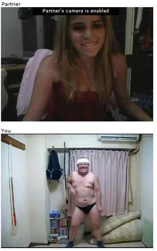 Chatroulette Fun 3-11