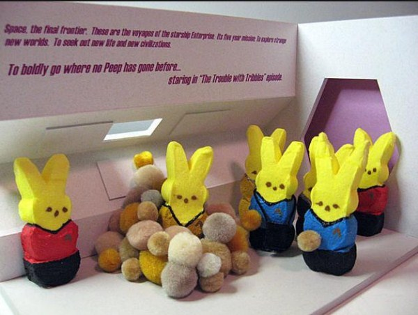 fun and creative things to do with peeps