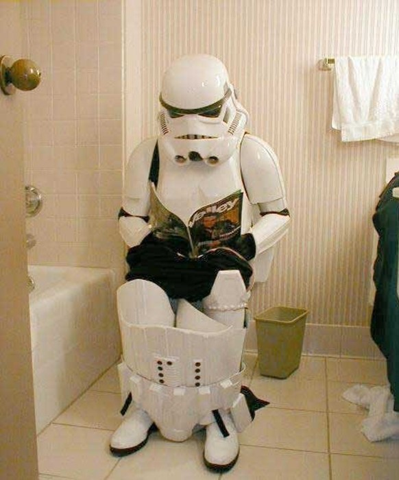 Stormtrooper's Day Off 2