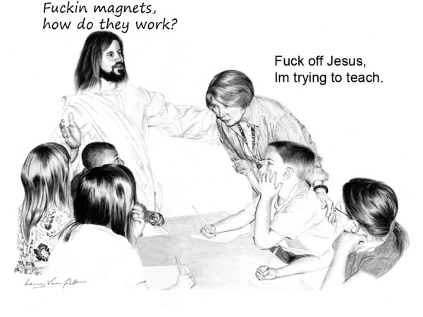Jesus Is A Jerk, Doctor