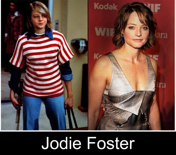 Child stars then and now part 1
