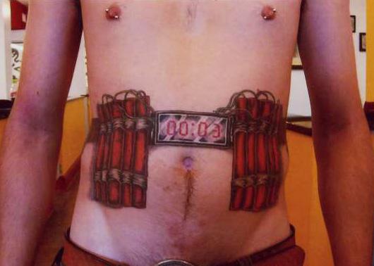 really stupid tattoos � strange beaver
