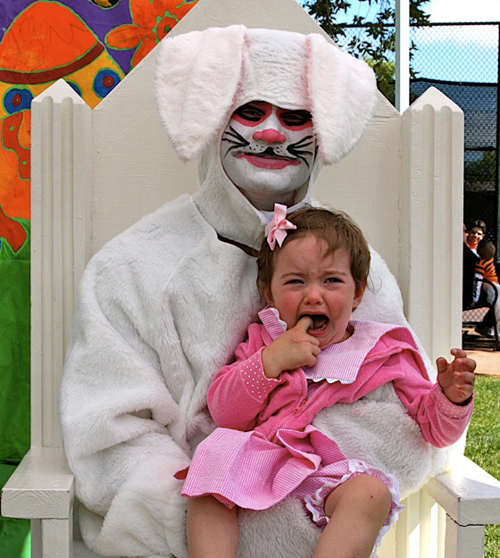Scary Easter Bunny Costumes