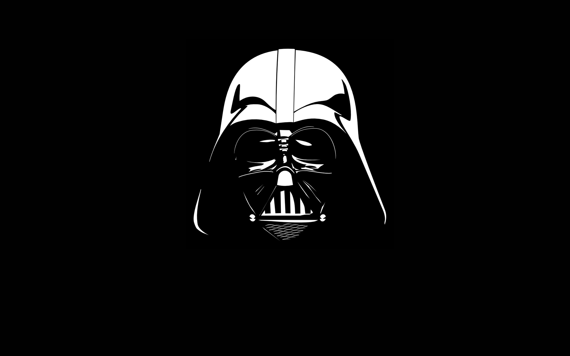 darth vader black and white wallpaper 567233