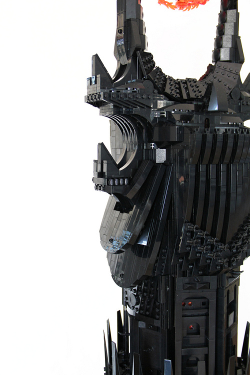 lego lotr how to get sauron