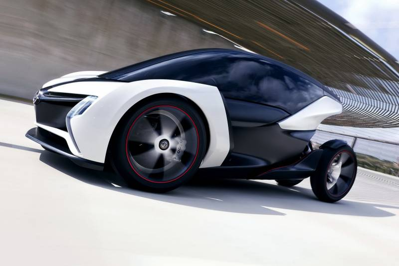 Opel One Euro Car Concept Strange Beaver - Cool looking cars