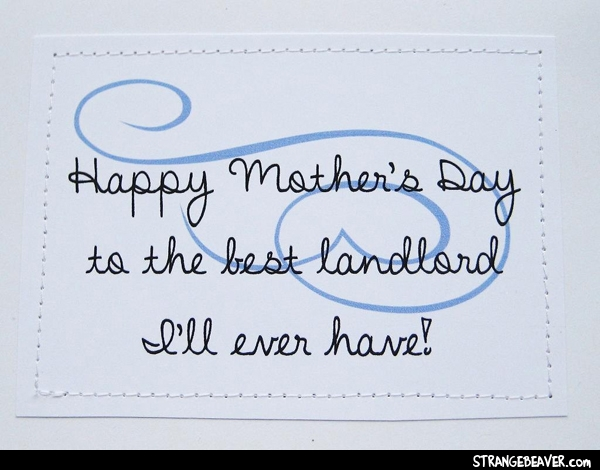 funny mothers day picture