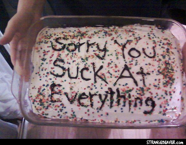 funny cake pictures