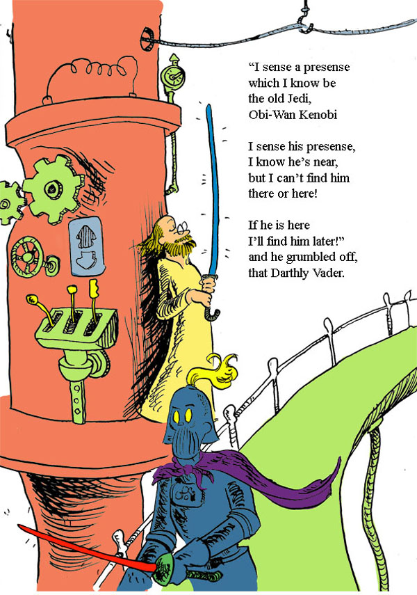 dr seuss does star wars
