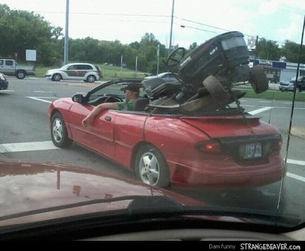 Redneck Car Repairs