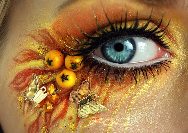eye make up art