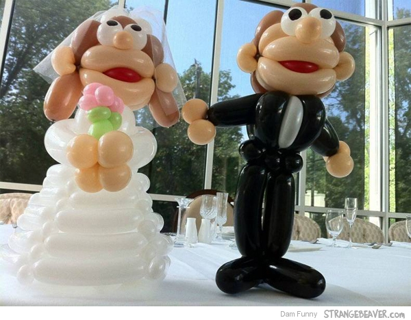 funny wedding pictures