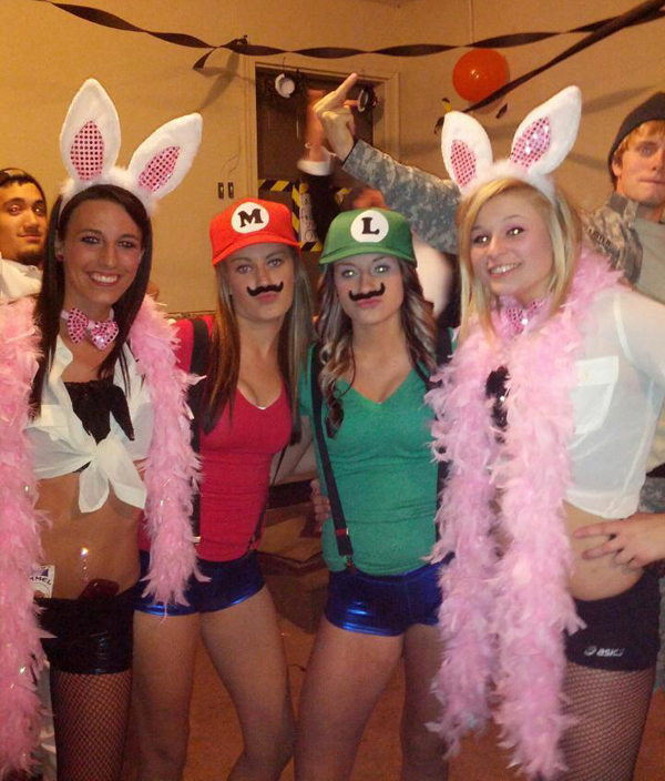 cute sexy girls halloween costumes