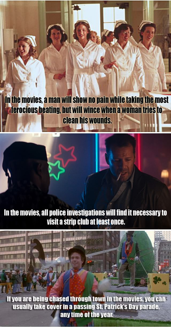 funny movie observations