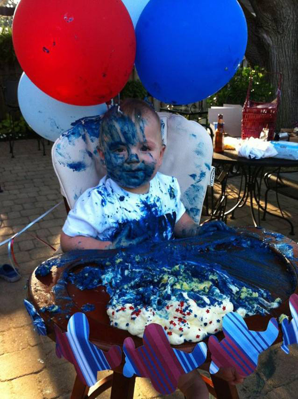 funny pictures messy kids