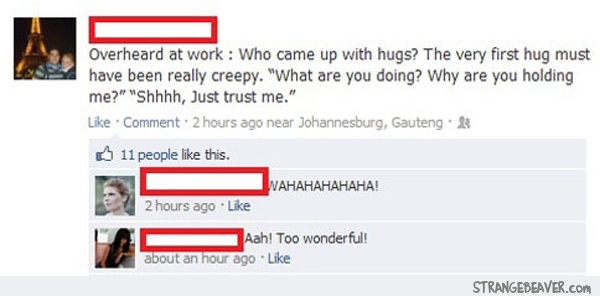 funny facebook fails
