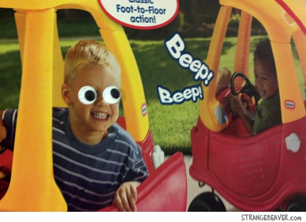 funny googly eyes picture