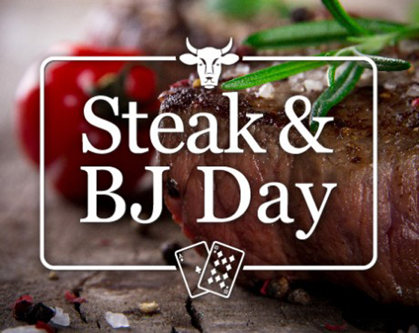 steak and bj day