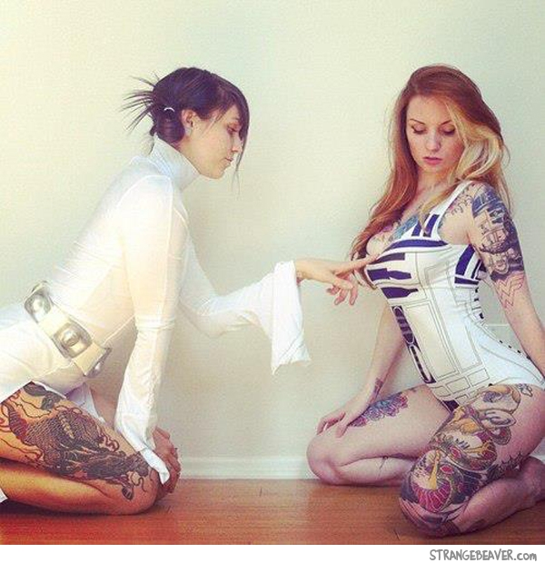 star wars girl