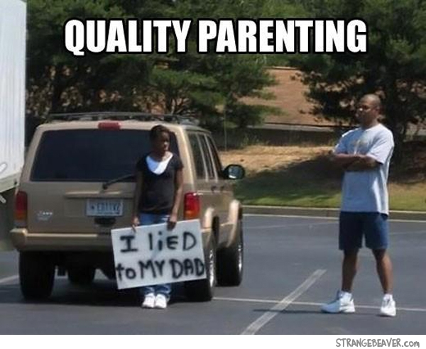 parent win dad