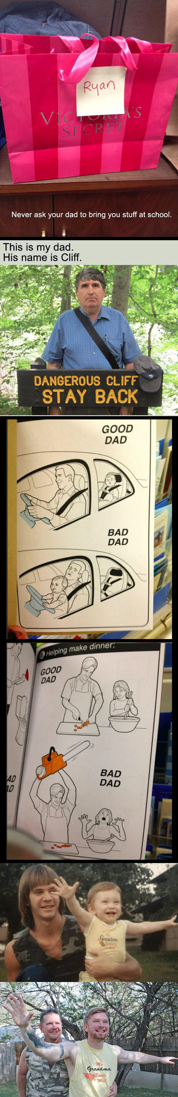 funny dad pictures