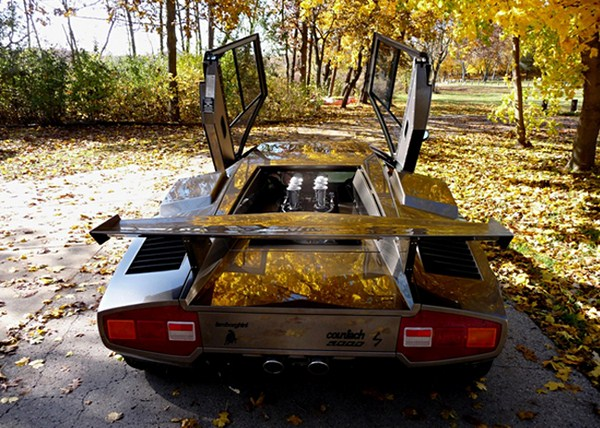homemade lamborghini countach