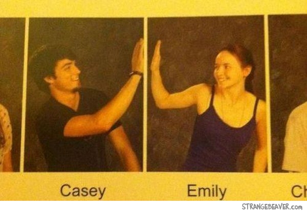 funny yearbook photos