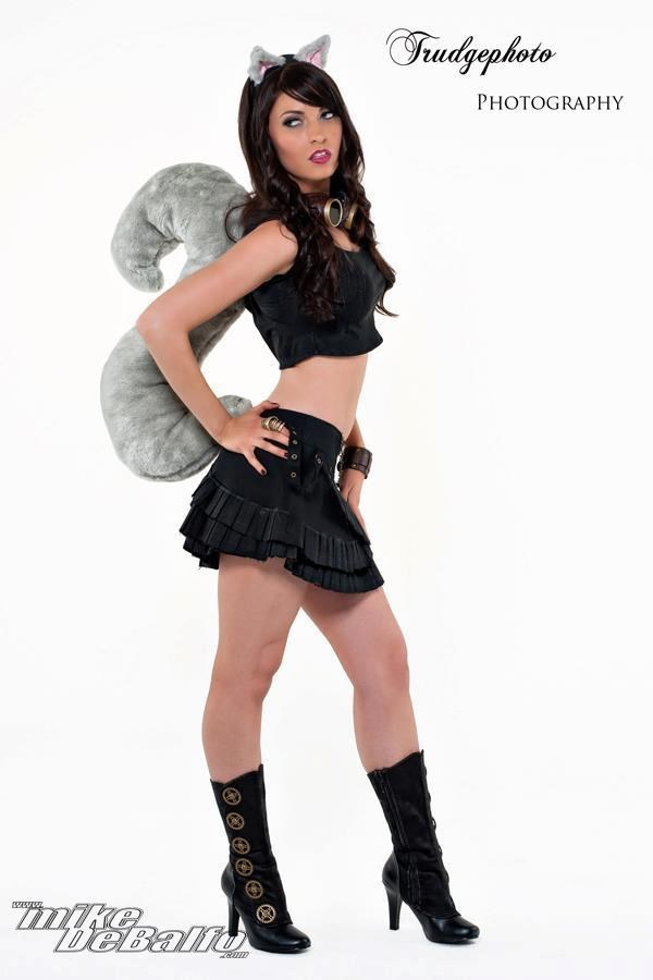 Cool Cosplay With Katy Mor - Strange Beaver