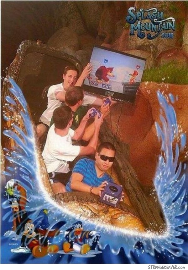 funny on ride photos