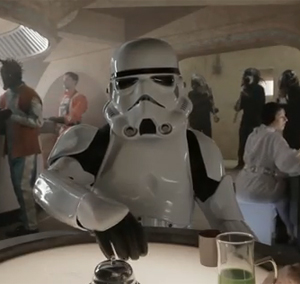 Star Wars speed dating Finding a love connection in a galaxy far far away