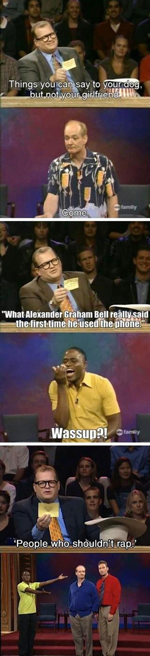 funny whose line is it anyway