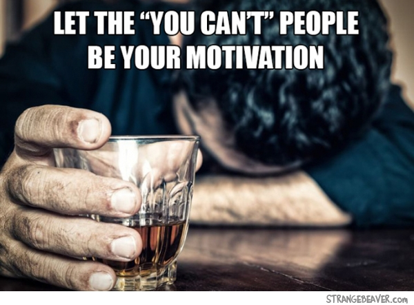 fitness quotes and drunk people