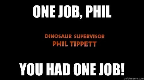 fun facts about jurassic park