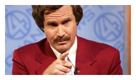 Ron Burgundy's Apartment For Sale