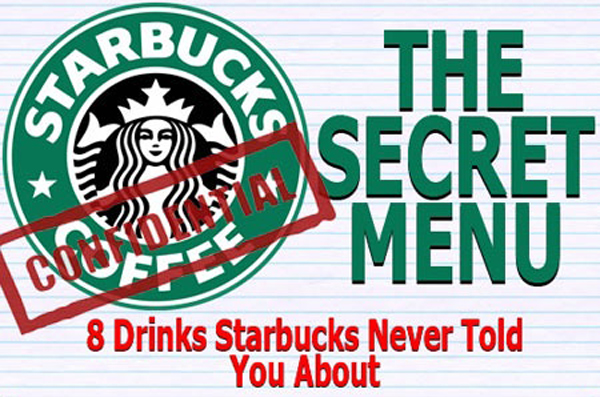 starbucks secret menu drink