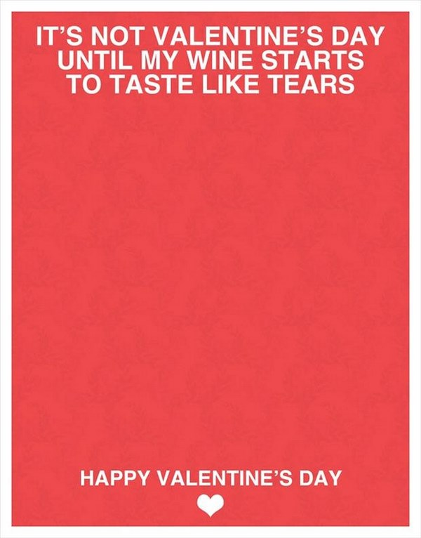 anti valentines day picture