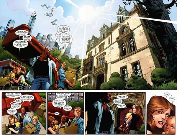 Avengers-Mansion