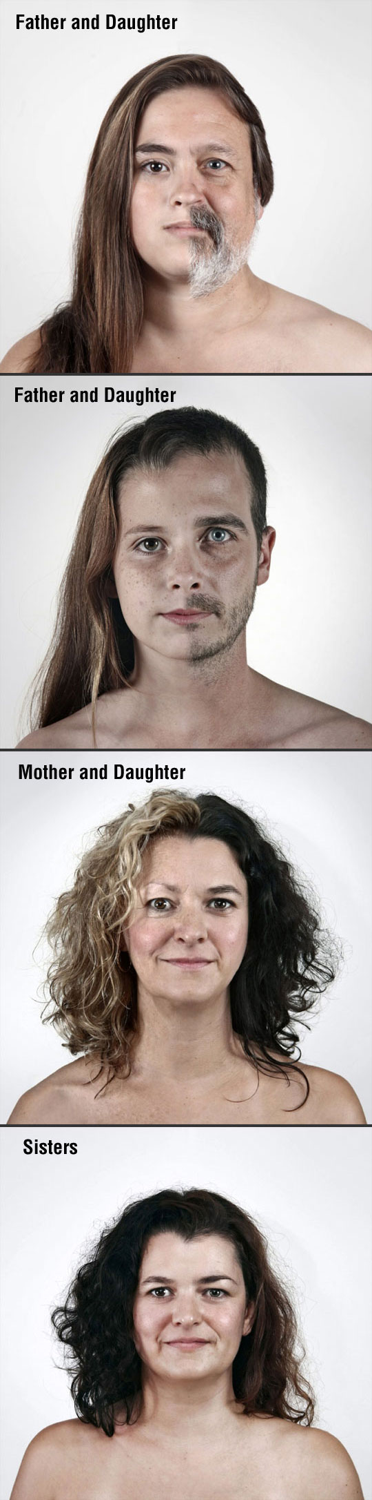 cool photographs of genetic similarities
