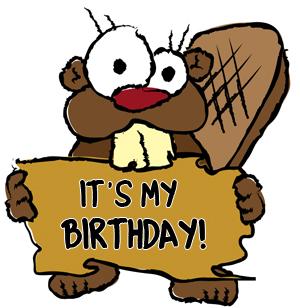 birthday-beaver