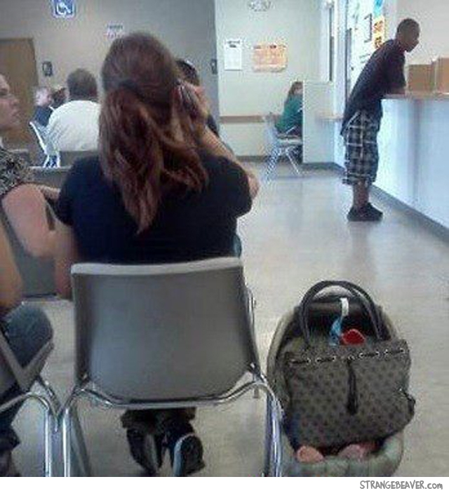 Bad mom parenting fail