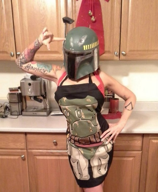naomi von kreeps star wars girl