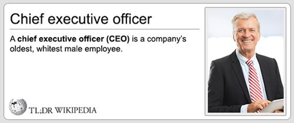 Image Result For Chief Executive Officer Wikipedia