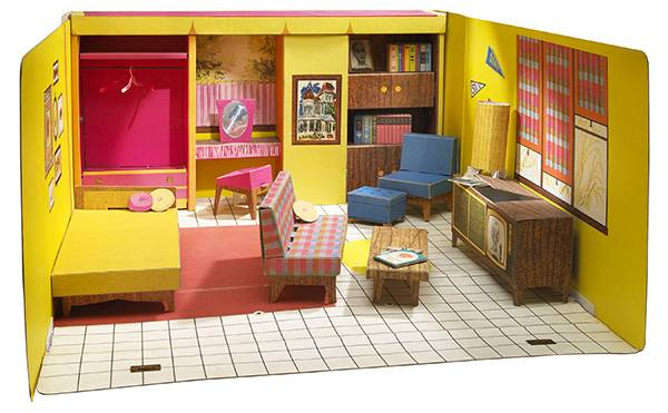 barbie-apartment