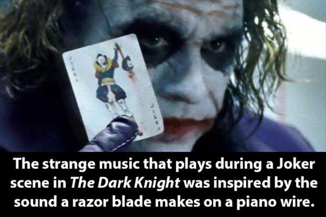 Interesting Movie Fact