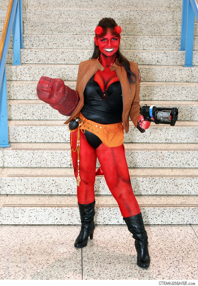 Tampa Bay Comic Con 2014