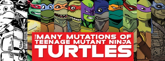 tmnt evolution infographic