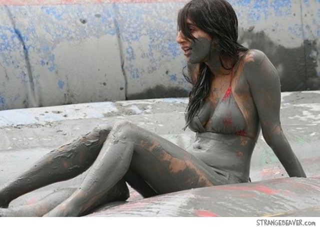 Dirty girls make the world more fun