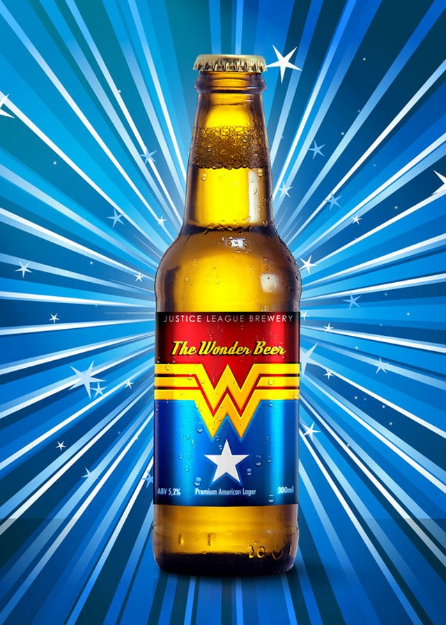 Super Hero Beer